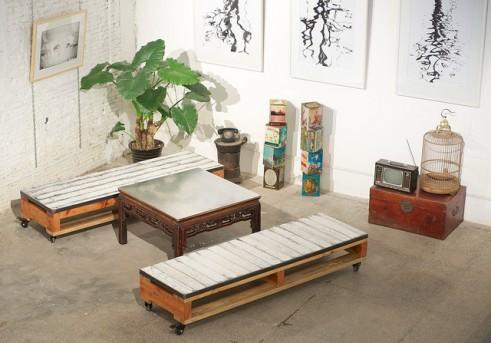 Como reciclar las cosas viejas paisarquia for Reciclar estanterias viejas